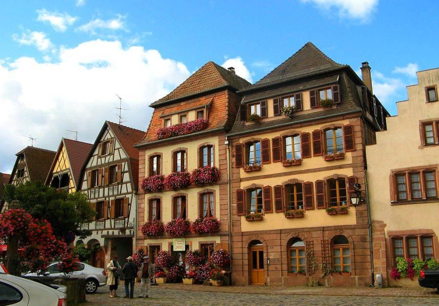 Бергем. Город во Франции. Обсуждение на LiveInternet - Росси