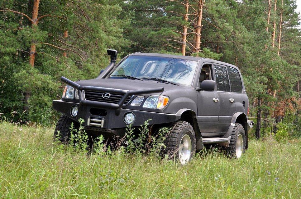 Lexus LX 470 для оффроуда! Проходимость и комфорт по цене УАЗ Патриота!