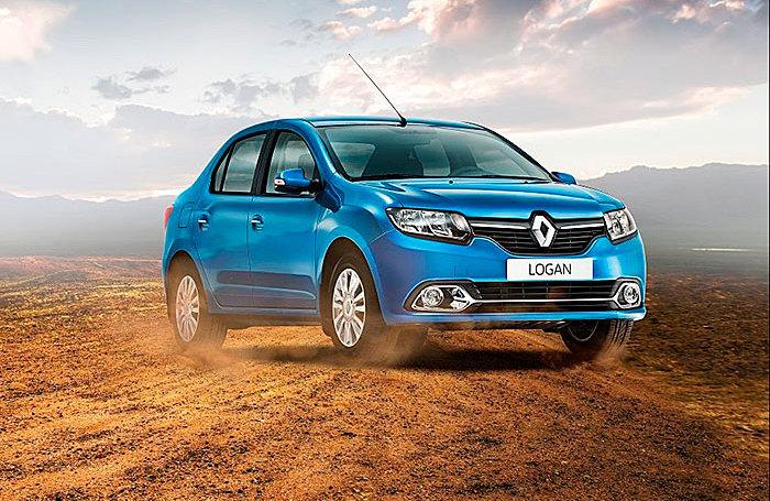 Просто Logan. Renault не будет выпускать модель под своим брендом