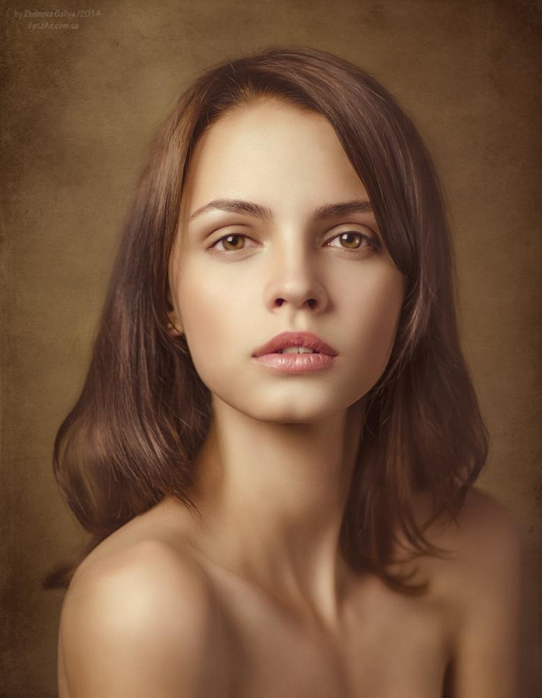 Завораживающие фотопортреты Галии Желновой