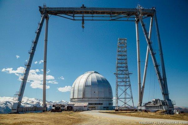 БТА - Самый большой телескоп…