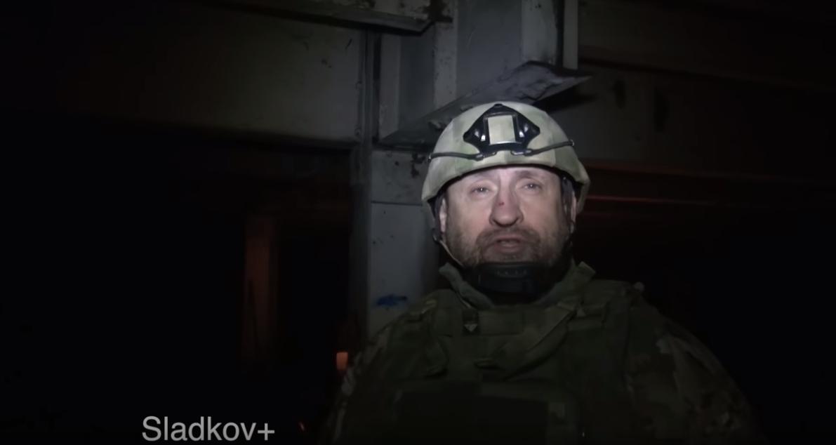 Александр Сладков: Донецк, плохие новости..