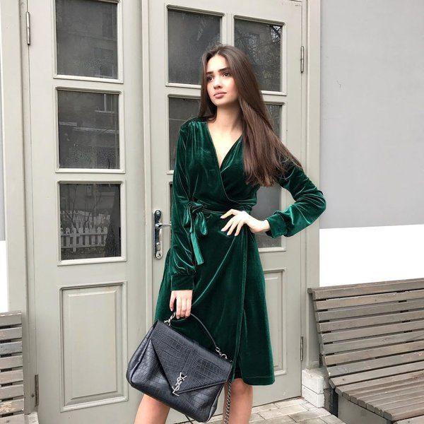 Модели платья, которые никогда не выйдут из моды лучшее
