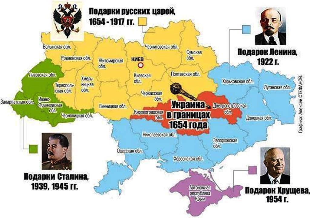 Россия вернёт людей и земли окраины, которые издревле русские