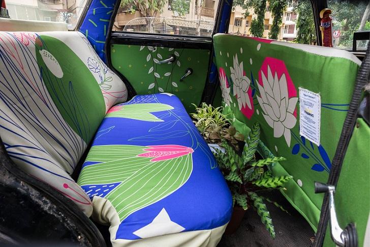 Такси в Мумбае