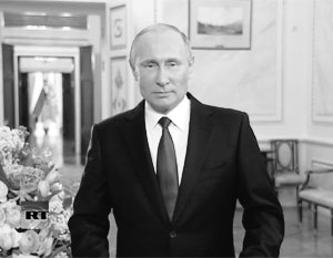 Путин поздравил женщин с 8 Марта стихотворением Дементьева
