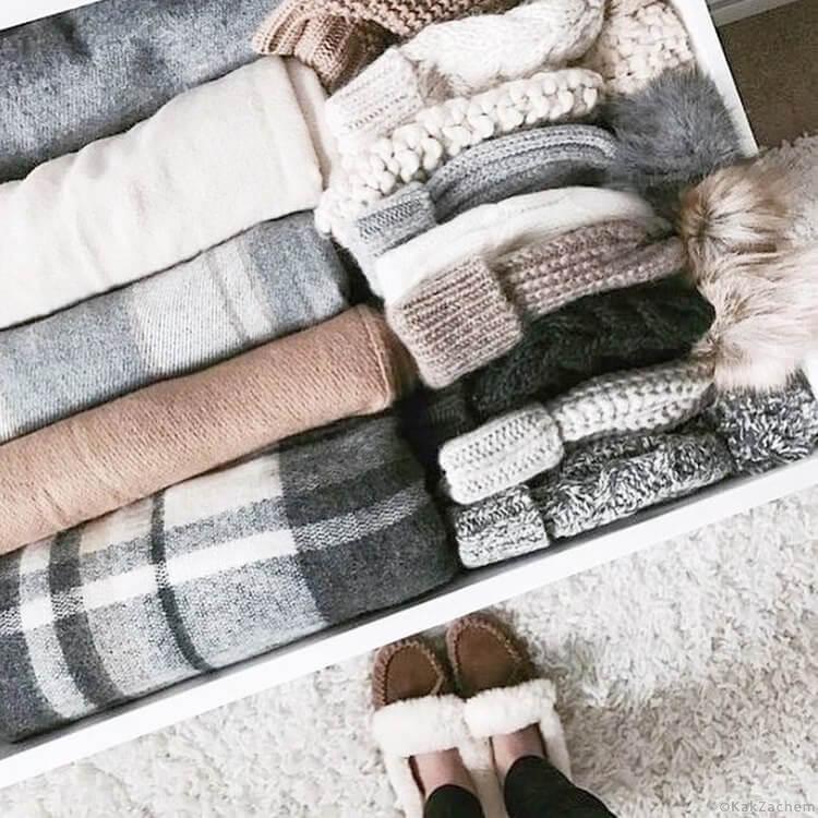 21 простая и крутая идея для гардеробной любого размера