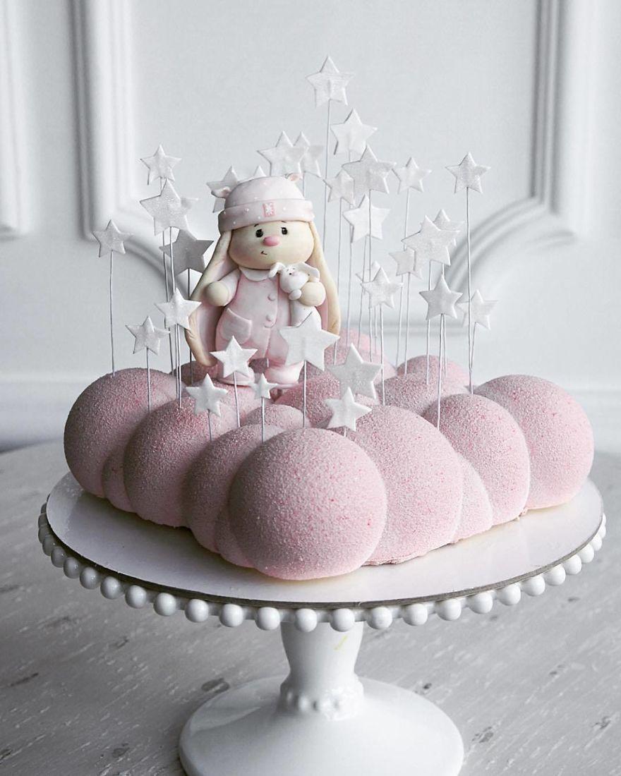 20 невероятных тортов от волшебницы-кондитера из Калининграда еда,интересное,Калининград,кондитер,торты