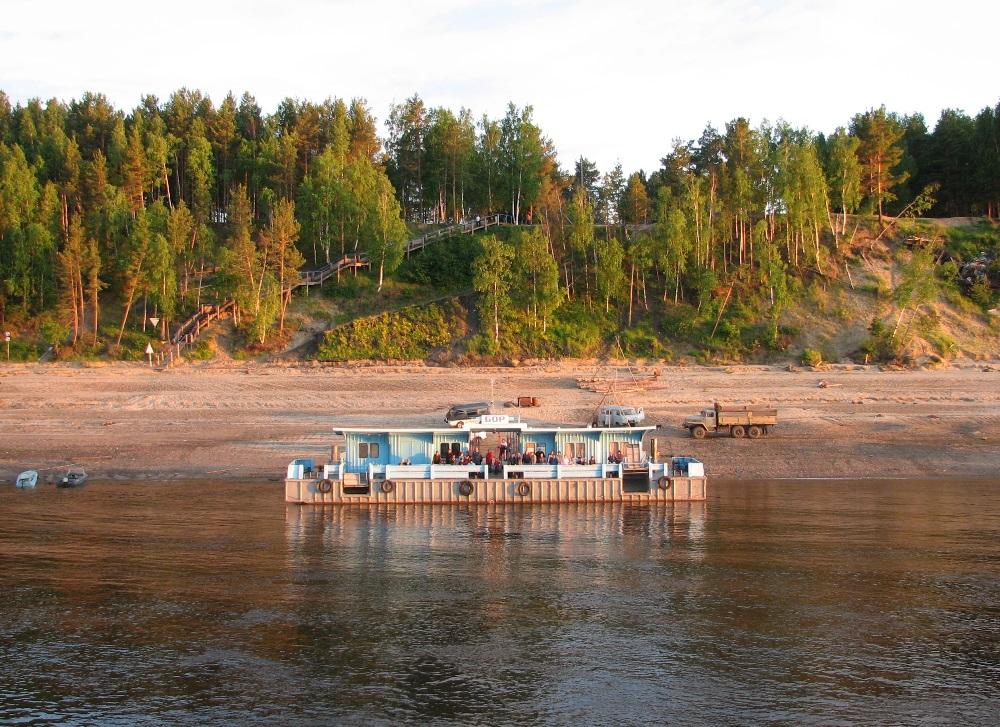 Подкаменная Тунгуска. Вечер в Бору Россия,самостоятельные путешествия,туризм