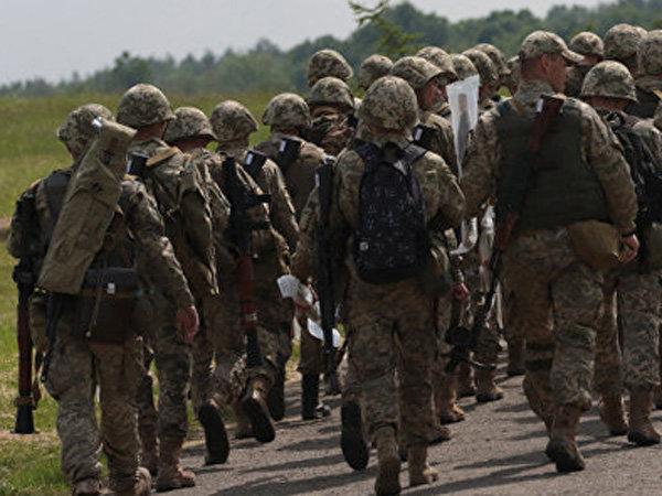 Украинская армия потеряла за этот год четыре бригады