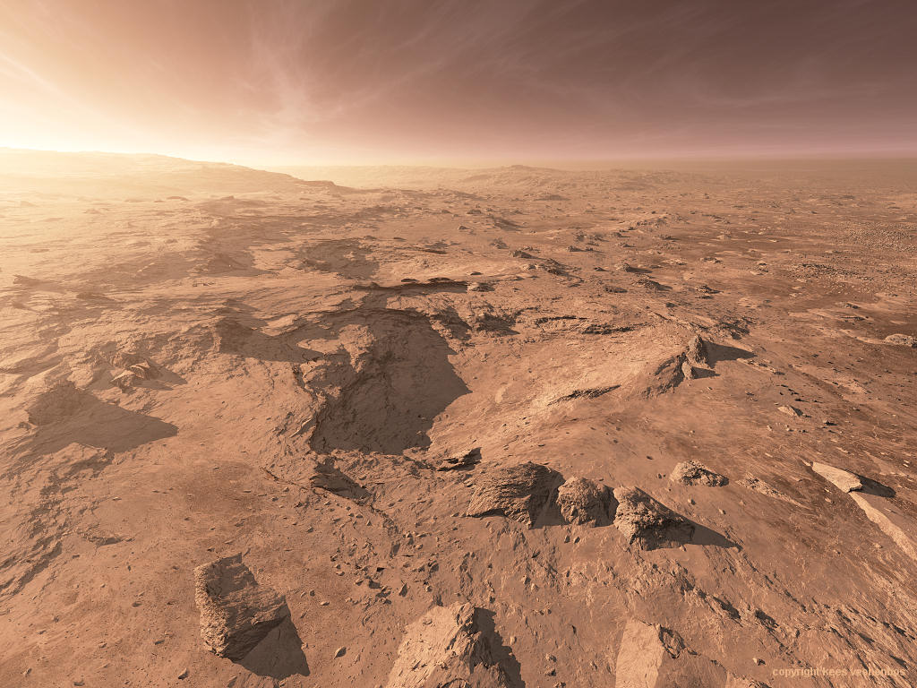 mars landscape images - 930×698
