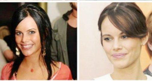 Оказывается, если удалить с девушки изощренный макияж и прическу, то получится настоящая красавица и принцесса!