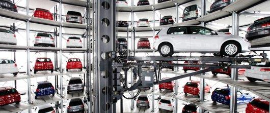 Десять самых удивительных автомобильных гаражей в мире
