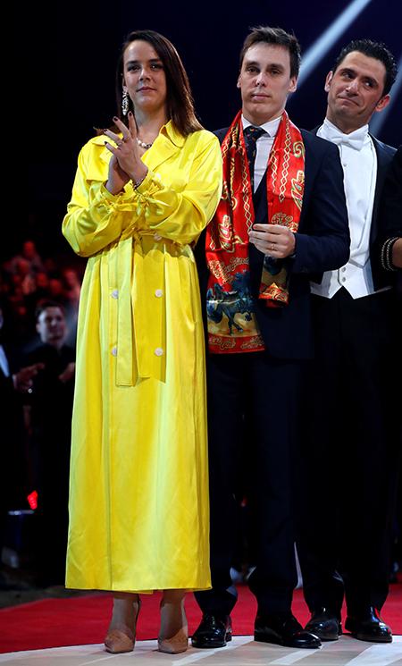 5 cамых стильных монархов недели (18-24 января) неделе, Амелия, принцесса, модного, посетила, Dutti, этого, сочетала, платье, принтом, Полин, Виндзор, Каролина, королева, Летиция, Massimo, цвета, рамках, других, ВиндзорКейт