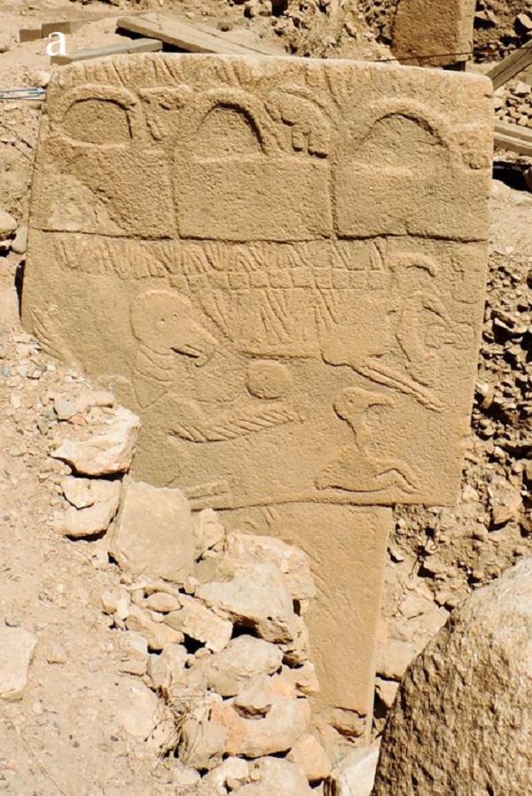 На старинном артефакте расшифровали изображение неизвестного древнего катаклизма археология,Гебекли-Тепе,камень-гриф,метеорит,Пространство,Турция,храмовый комплекс