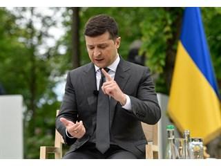 Байден, Зеленский и страдания по Крыму украина