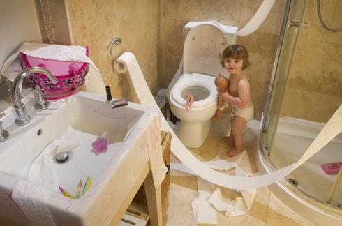 Катастрофы, которые могут произойти, когда вы оставляете детей одних