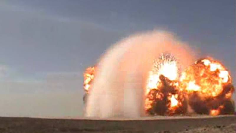 Взрыв газа. Как он происходит и что делать в случае опасности?