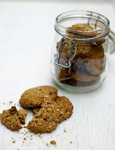 Пасхальные рецепты. Как приготовить овсяное печенье