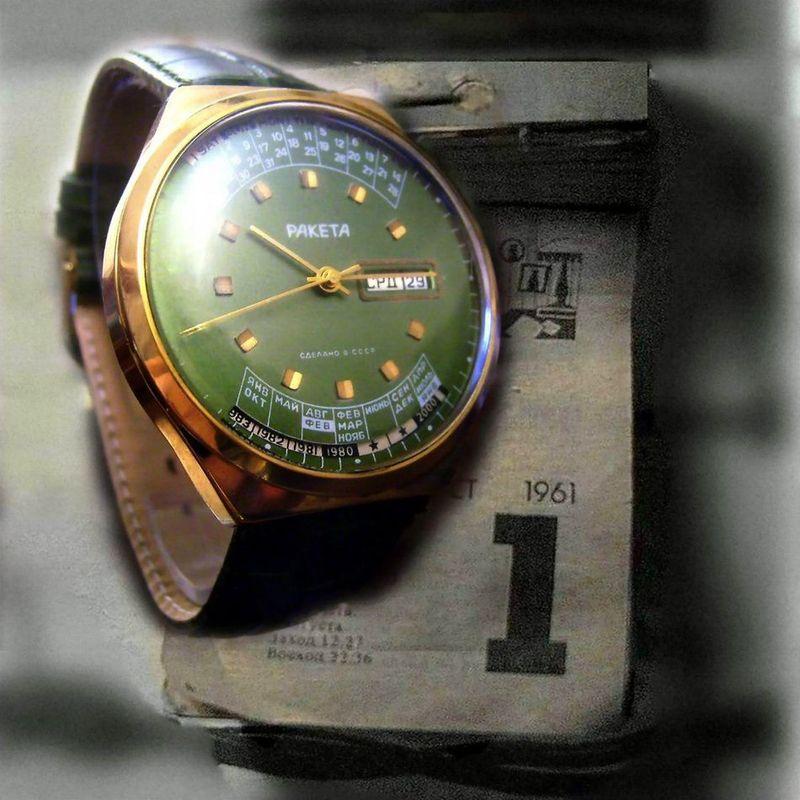 Виды марок часов
