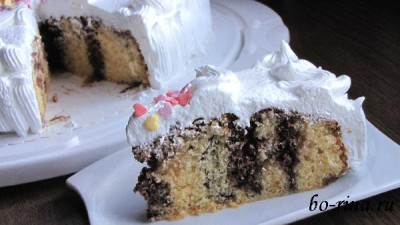 Stricknadeltorte — торт «Вязальная спица»