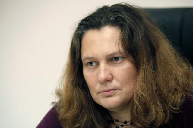 Украинская правозащитница шо…