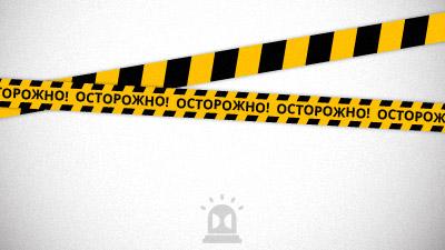 В Омске башенный кран упал н…