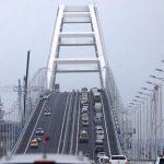 На Крымском мосту творится беспредел