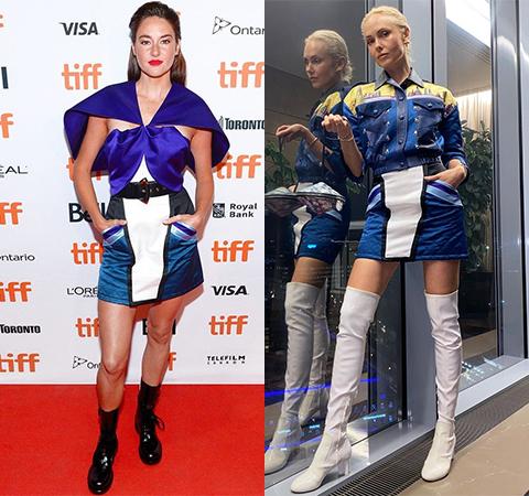 Модная битва: Шейлин Вудли против Ольги Карпуть