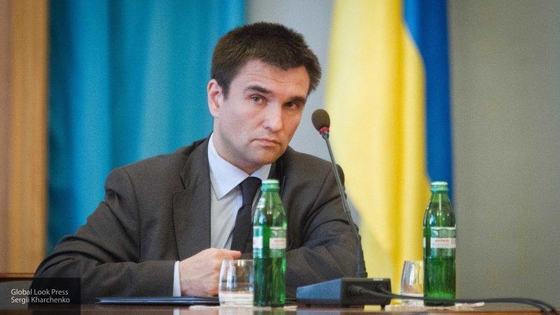 Климкин выдвинул ультиматум ЕС из-за санкций против России