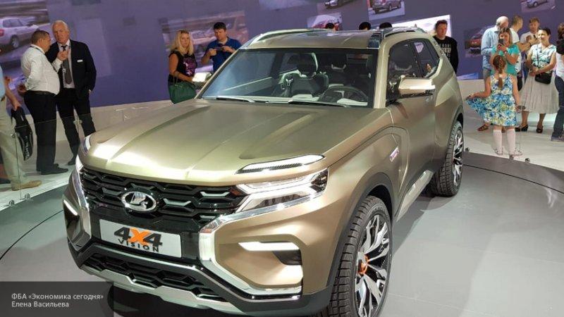 Рестайлинговая Lada 4x4 появится в продаже в 2020 году