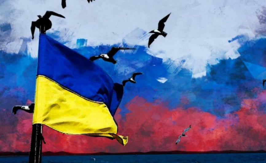 Украина нашла управу на Россию. Ещё чуть-чуть... и от России останется... один пшик!...