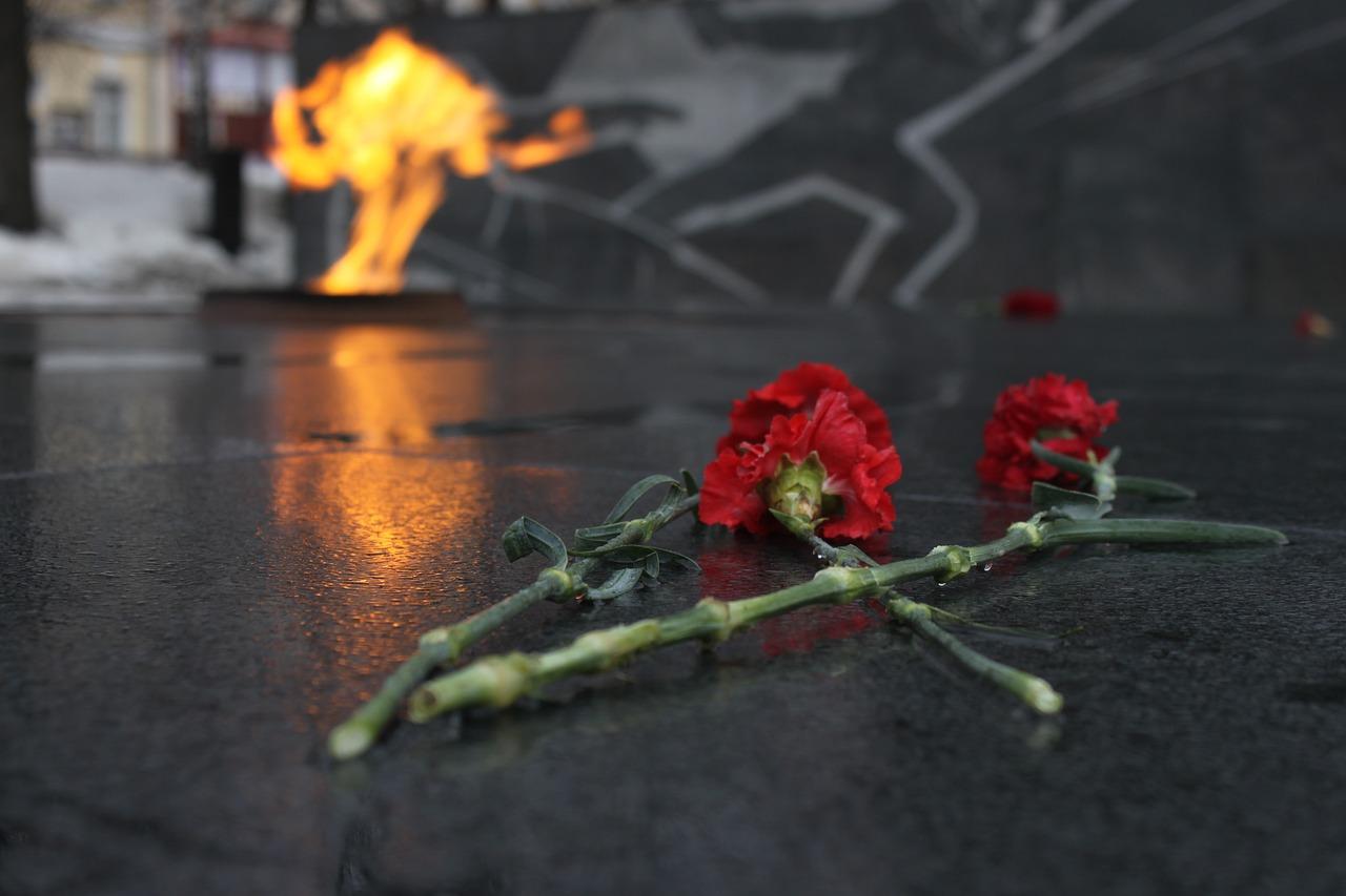 Открытки в память о погибших на войне