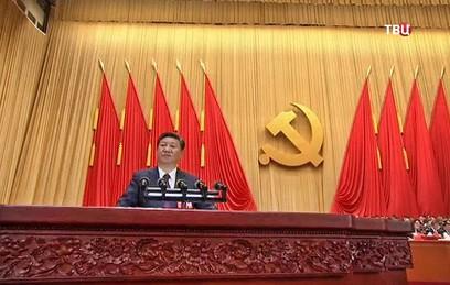 Путин поздравил Си Цзиньпина с перебиранием на пост председателя КНР