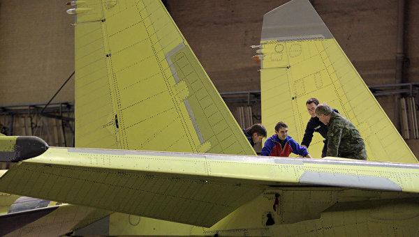 Россия ведет работы по созданию истребителя седьмого поколения