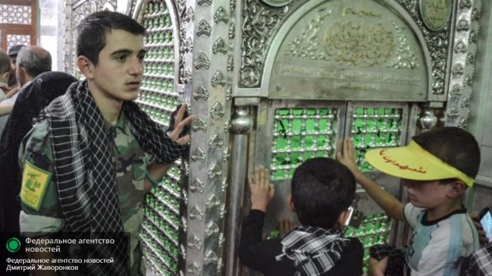 Дети войны: юный сириец пошел в армию мстить ИГИЛ за смерть отца