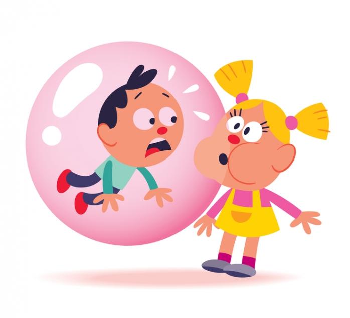 Жевательная резинка: вред и польза для ребенка