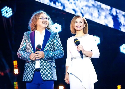 Проскурякова показала, чем ее балует Николаев