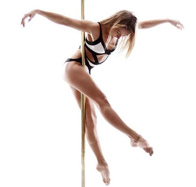 Основные виды современных танцев. Pole Dance (танец на пилоне)