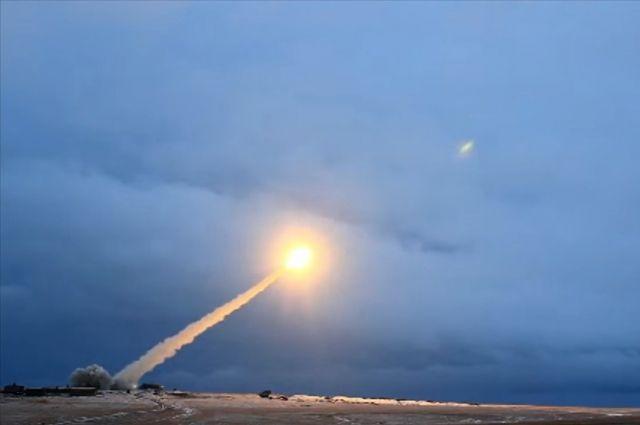 Россия провела успешный пуск новой ракеты системы ПРО