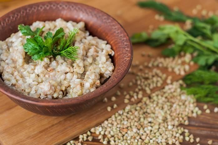 Простая и эффективная кефирно-гречневая диета: минус 5 кг за неделю диета