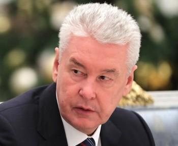Собянин объявил  о решении выдвинуть свою кандидатуру на выборы мэра Москвы