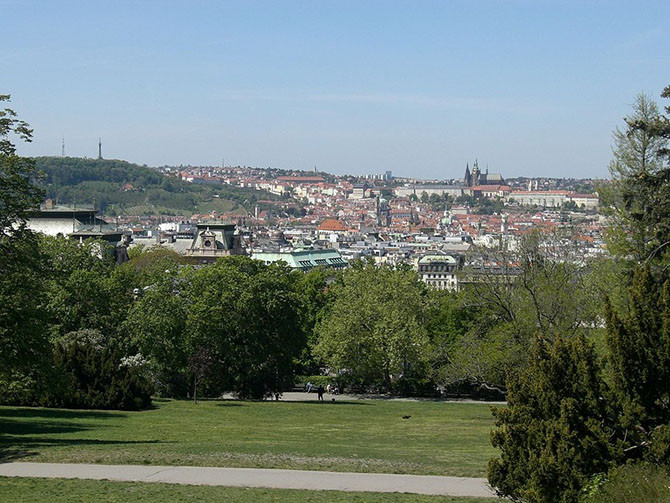 Лучшие места в Праге, где лю…
