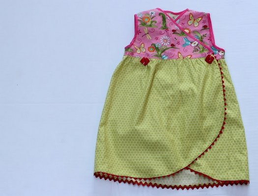 ШЬЕМ, ШЬЁМ, ШЬЁМ... детское летнее платье