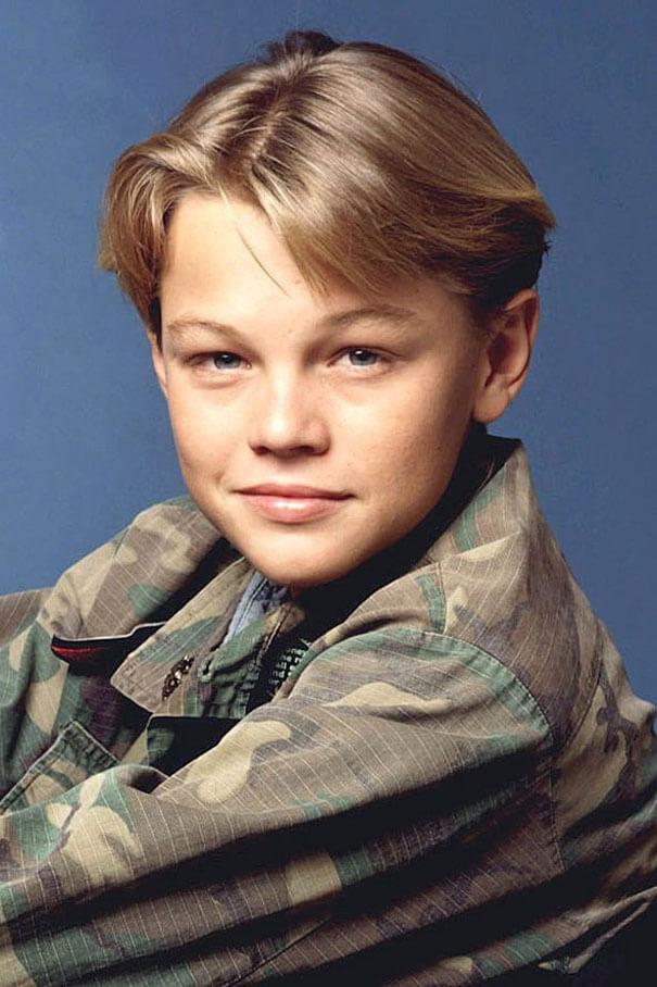 Детские и юношеские фотографии знаменитостей
