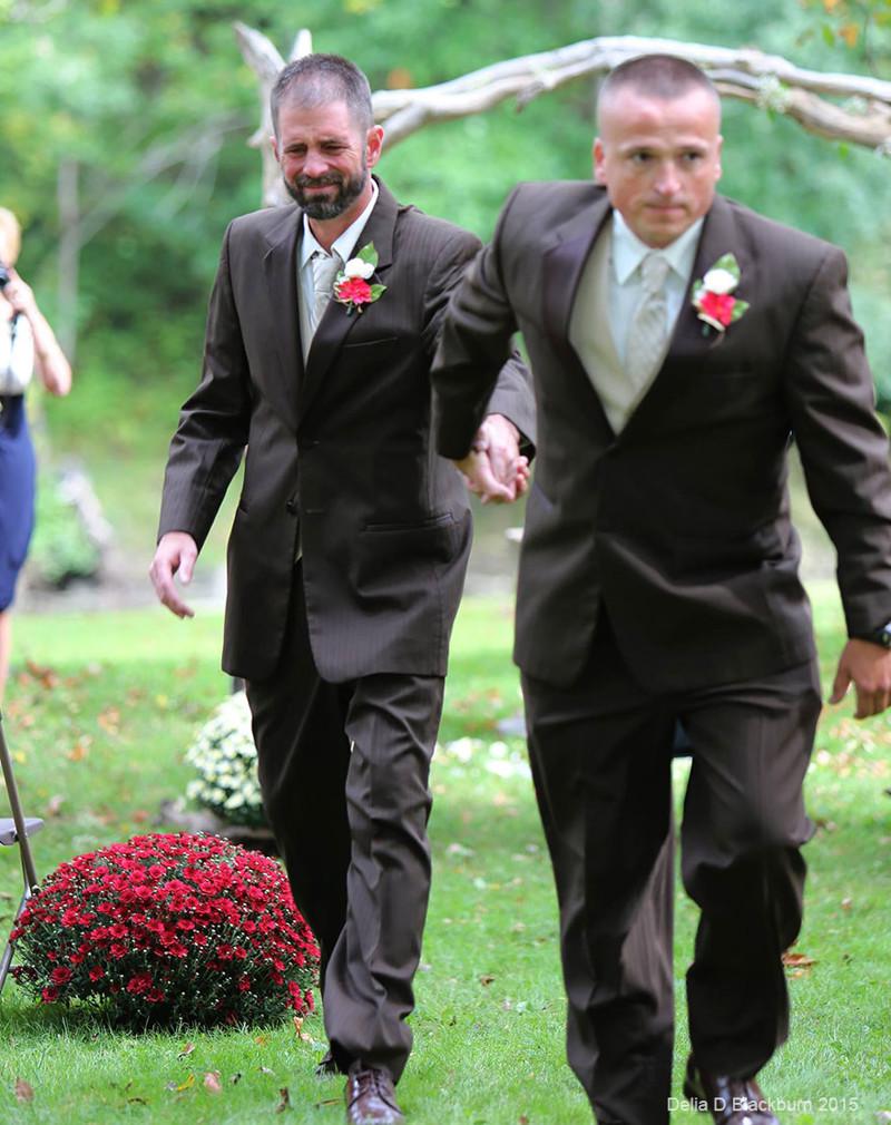 Сюрприз на свадьбе: Отец невесты прервал церемонию....