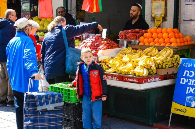 Колхоз по-еврейски. Как горстка фермеров Израиля завалила страну продуктами