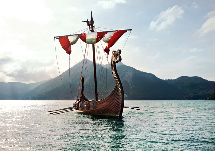 Викинги и путь викингов на В…