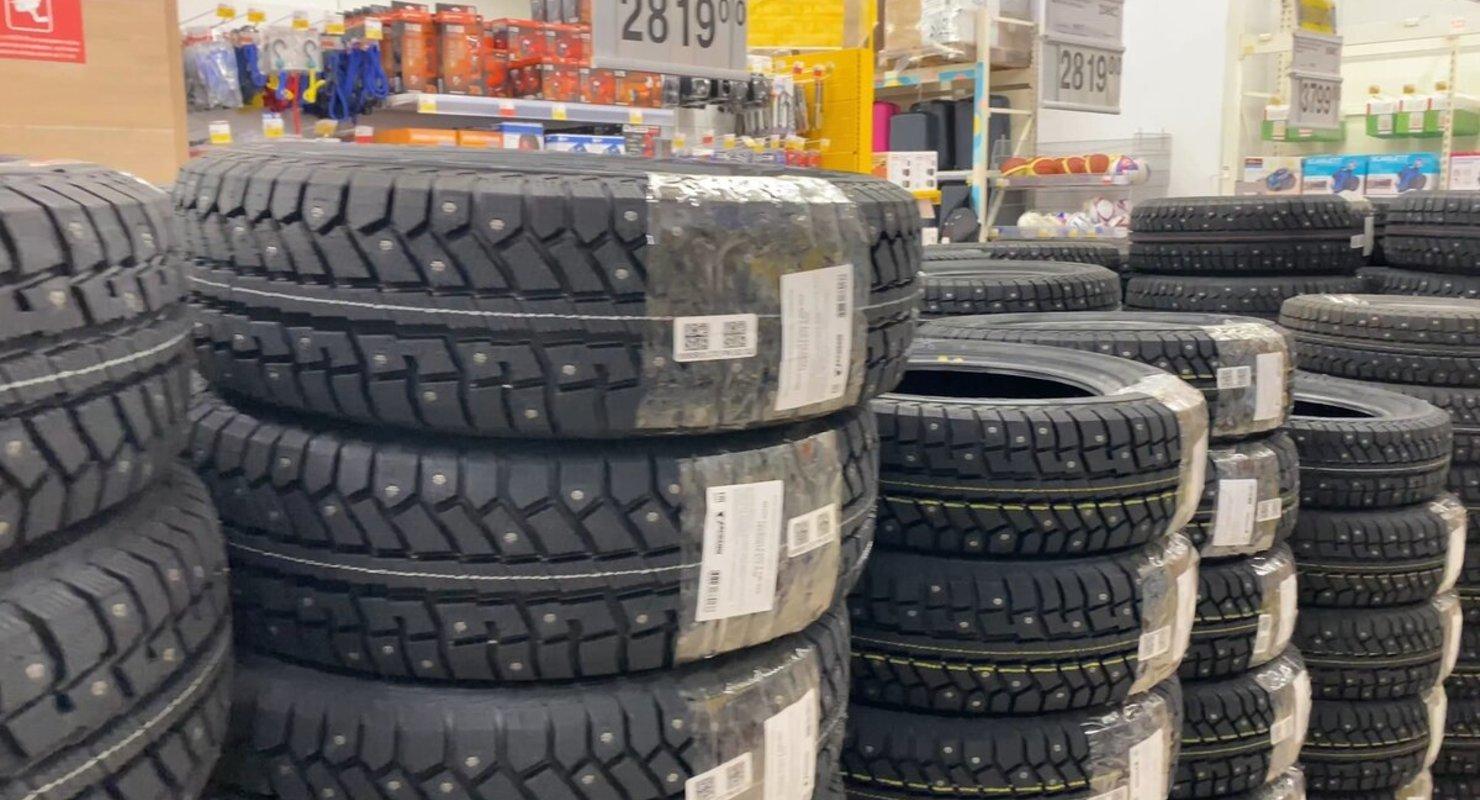 Чем обернется покупка шин в гипермаркете Автомобили