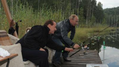 СМИ: Путин предложил Берлуск…